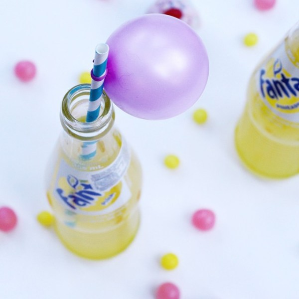 Balloon Straws