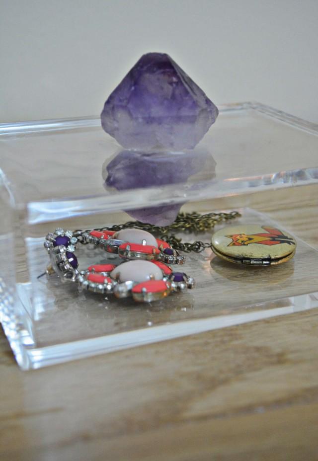 Diy Amethyst Jewelry Box A Joyful Riot