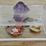 DIY Amethyst Jewelry Box