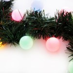 The Cutest Christmas Lights (DIY Globe Lights)