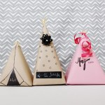 Teepee Gift Wrapping