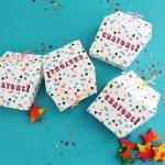 DIY Gift Idea | Crayon Box, Shaped Crayons & Photo Coloring Pages