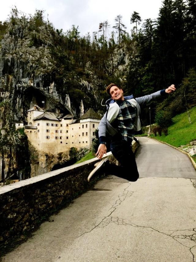 predjama castle8