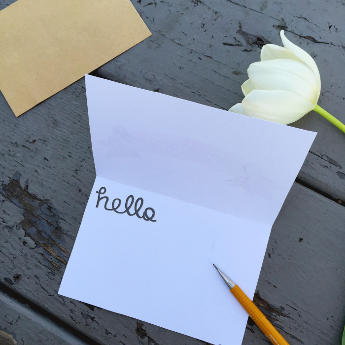 365 Love Letters. A goal for self-improvement | A Joyful Riot