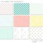 One Last Nod to Love Day/A Love Letter Goal + 9 Free Printable Cards