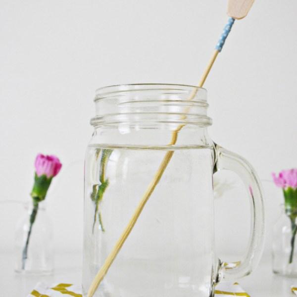 Tulip Drink Stirrers