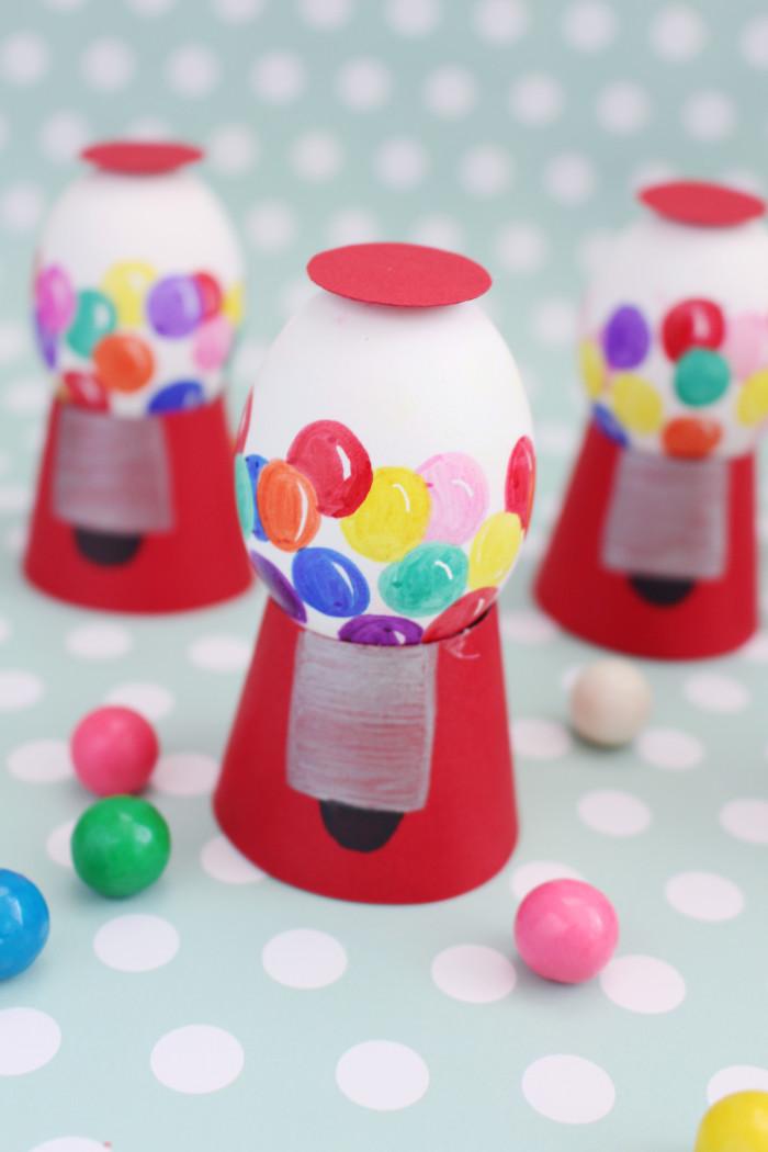 Gumball Machine Easter Eggs A Joyful Riot