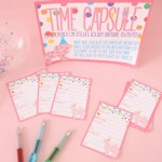 """First Birthday """"Time Capsule"""""""