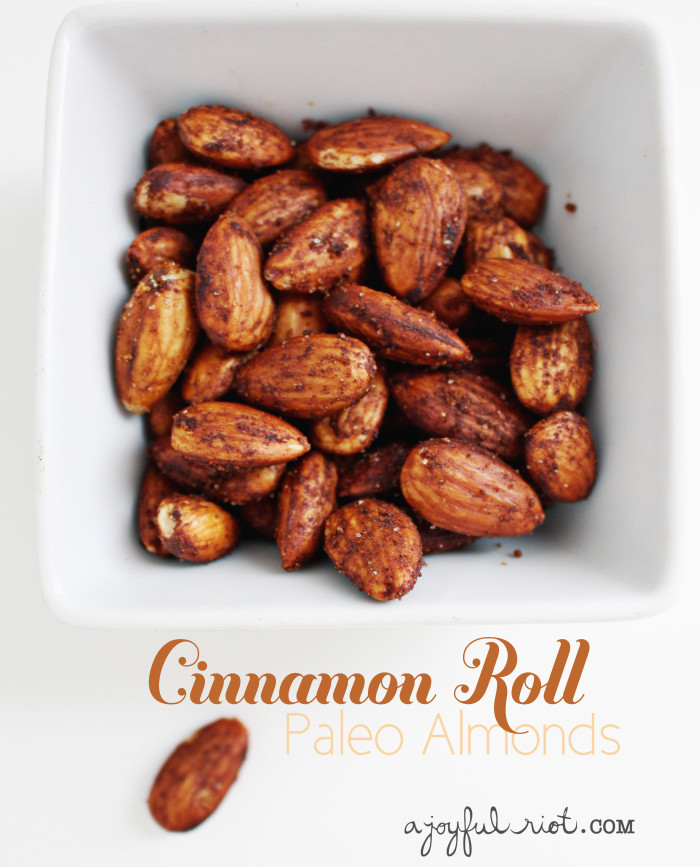 6 Paleo and Whole30 roasted nut recipes to amp up your healthy snacking | A Joyful Riot