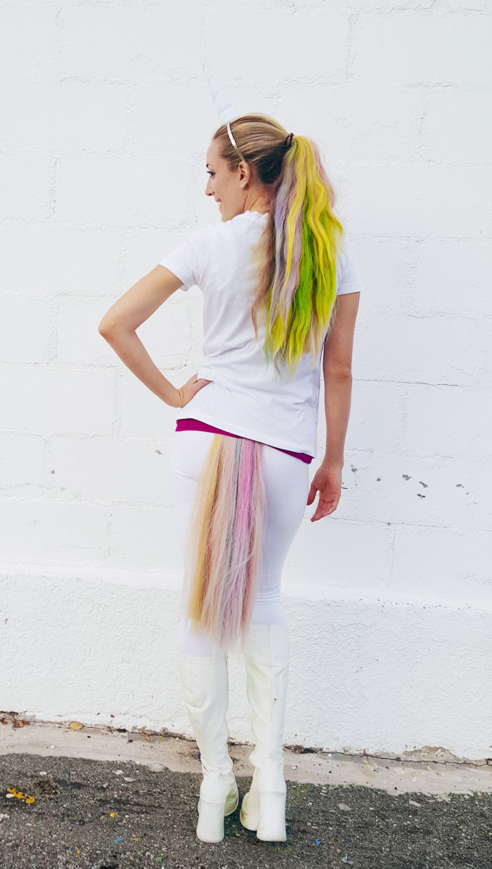 Pastel rainbow unicorn costume on ajoyfulriot.com @ajoyfulriot-10