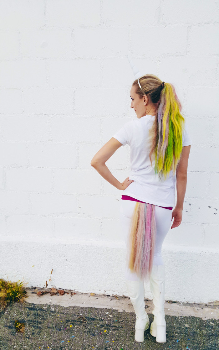 Pastel rainbow unicorn costume on ajoyfulriot.com @ajoyfulriot-9
