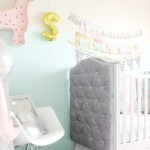 Stella's Whimsical Glam DIY Nursery