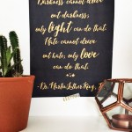 Happy Martin Luther King, Jr. Day + A Free Printable!