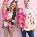 DIY Circus Animal Cookie Family Costume
