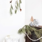 DIY Copper and Pine Mobile