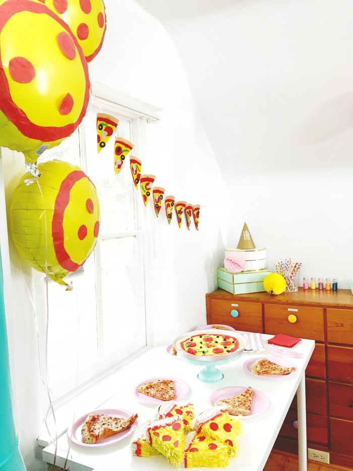 A DIY Pizza Party Perfect For Family Night And Kids Of All Ages Giant
