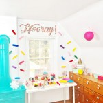 Party Starters! How to Throw a Sprinkle Party!