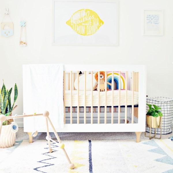 Pierce's Pastel Gender Neutral Nursery!