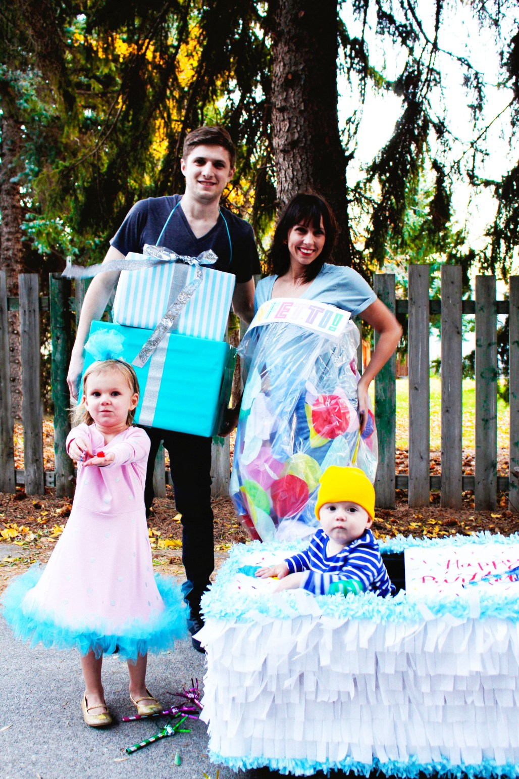 Birthday Party Family Costume ideas