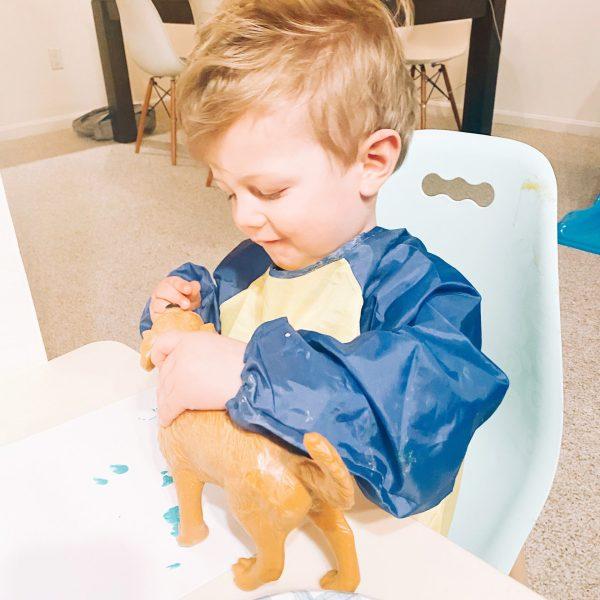 Toddler Pet Theme Week