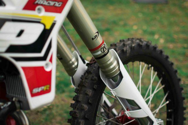 SPR 510 suspension