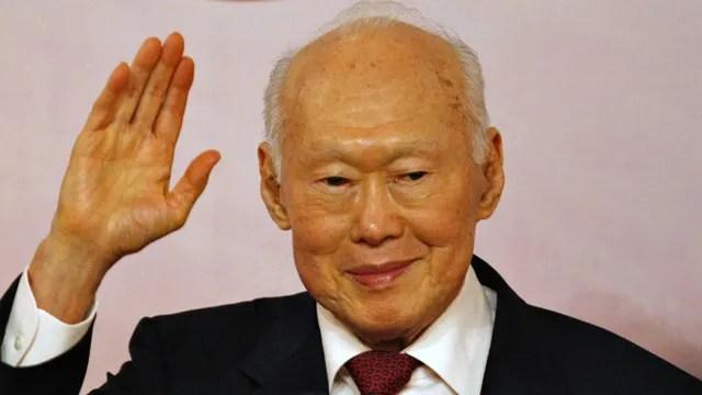 character Lee Kuan Yew
