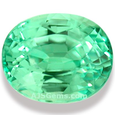 Vanadium Chrysoberyl Gemstone Information At AJS Gems