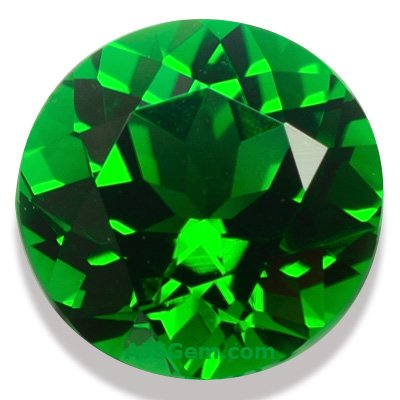 Chrome Green Tourmaline At AJS Gems
