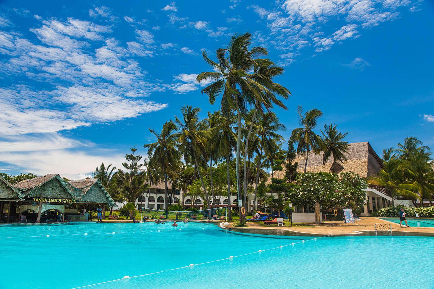 Reef Hotel Mombasa Kenya AJ Tours And Safaris