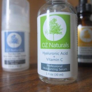 OZ Naturals - THE BEST Hyaluronic Acid Serum