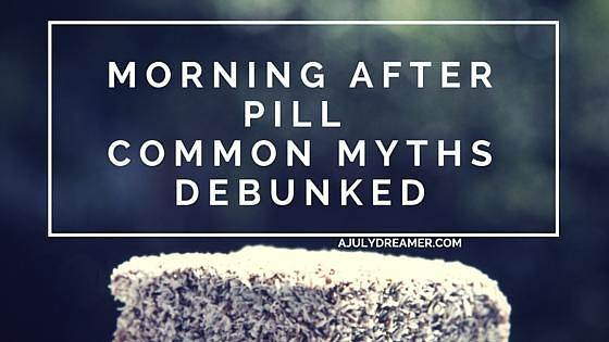 pill myths