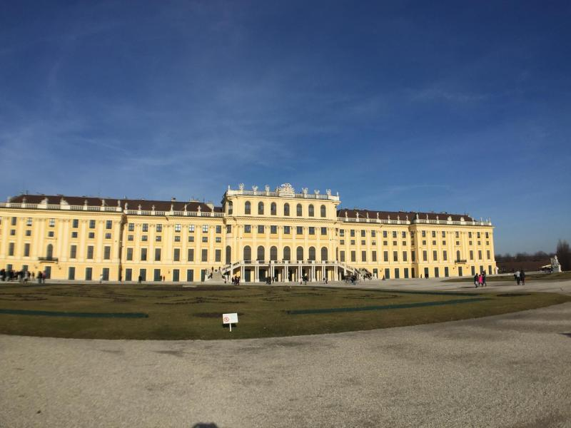 Schnobrunn Palace