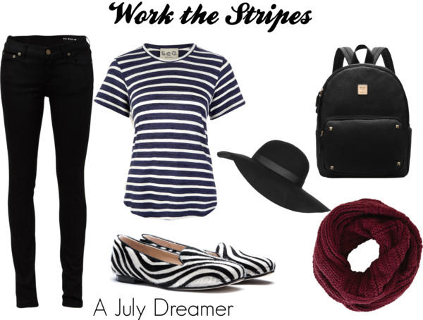 stripes in fashion