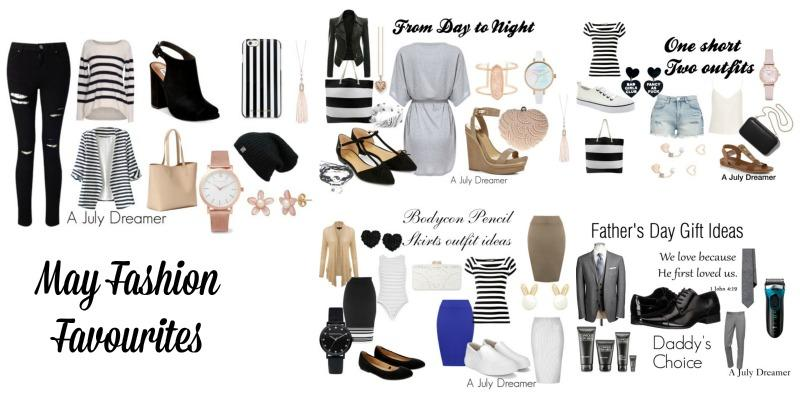 may fashion favourites