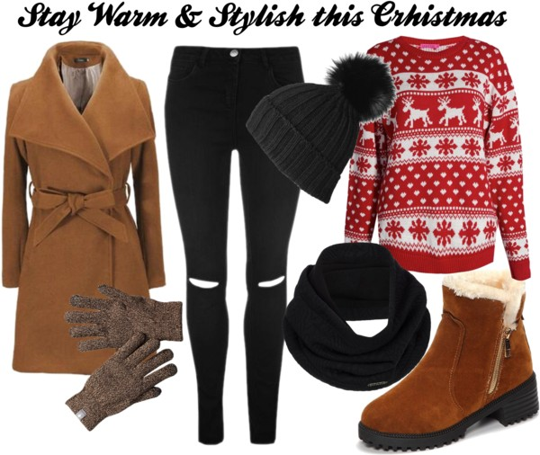 Stay warm and stylish this christmas