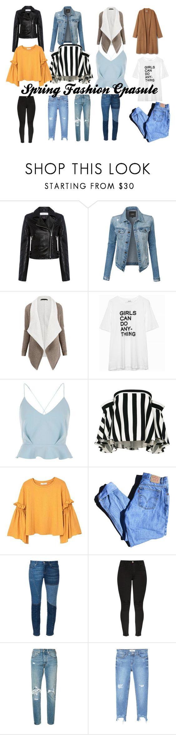 Spring Fashion Cpasule