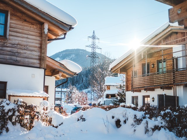 chalet or hotel