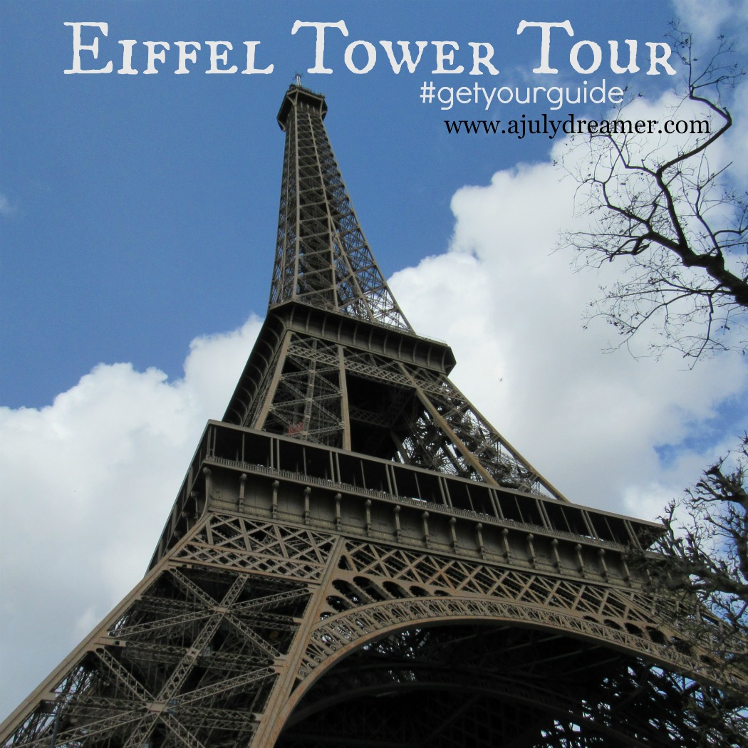 Eiffel Tower Tour