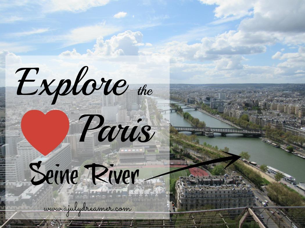 explore the heart paris