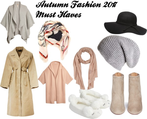 Autumn Fashion 2017 Must Haves