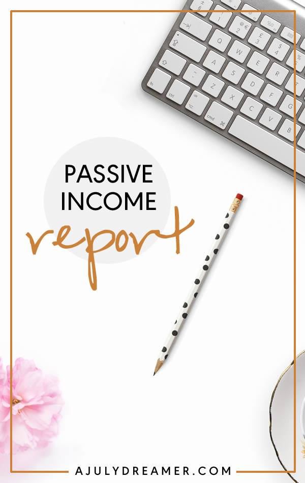 How-to make money Blogging {+ Passive Income Q1 2018}