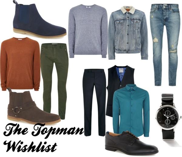 topman wishlist