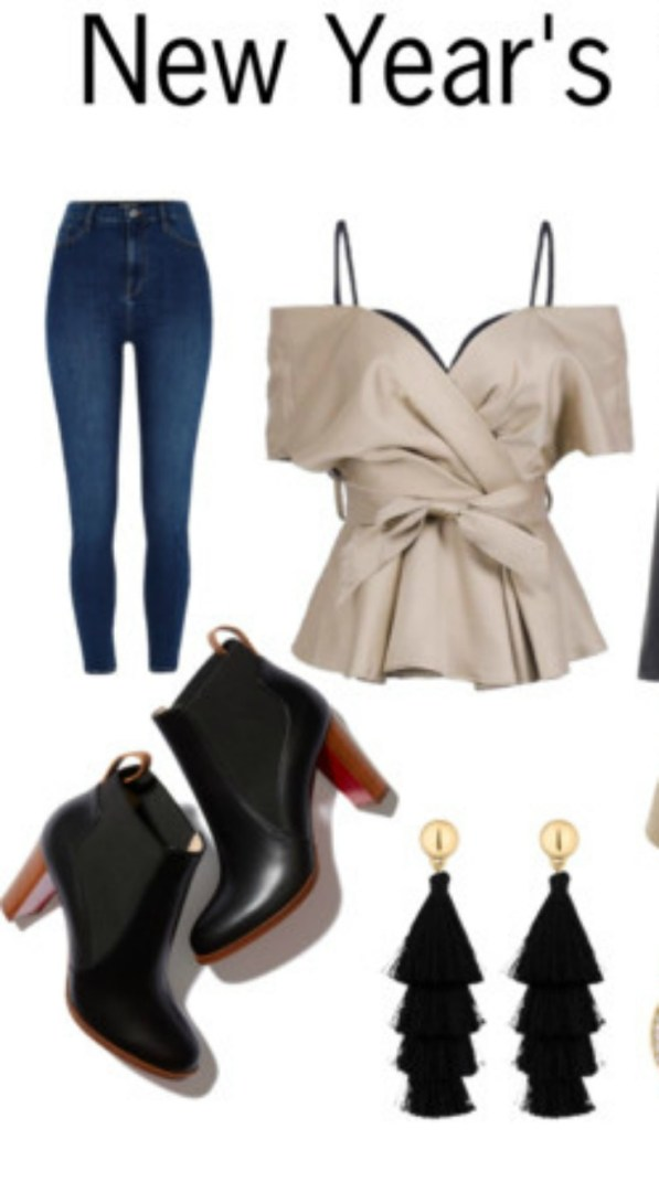 New Year's Eve outfit idea_3