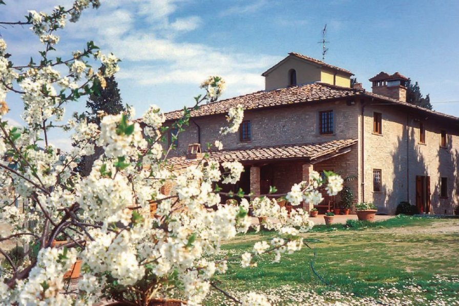 Tuscany Villa - Cappella