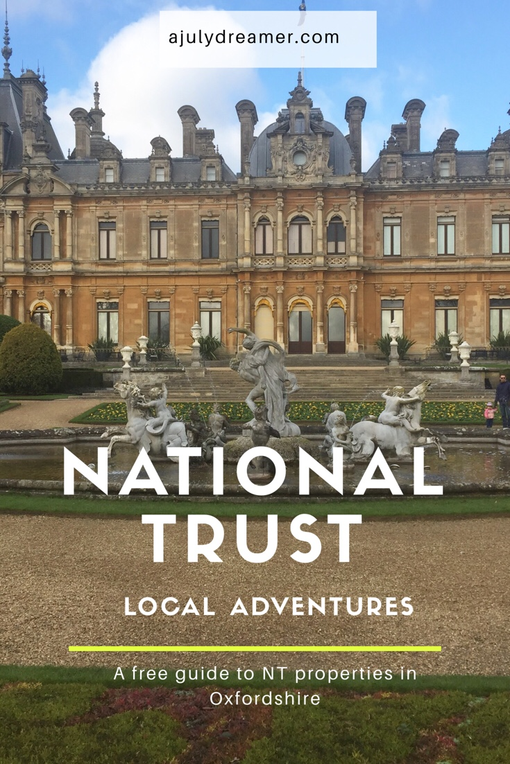 National Trust Properties to explore in Oxfordshire