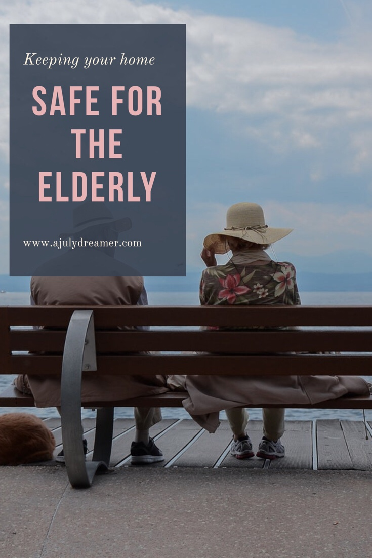 Keeping Your Home Safe for Your Elderly Relatives
