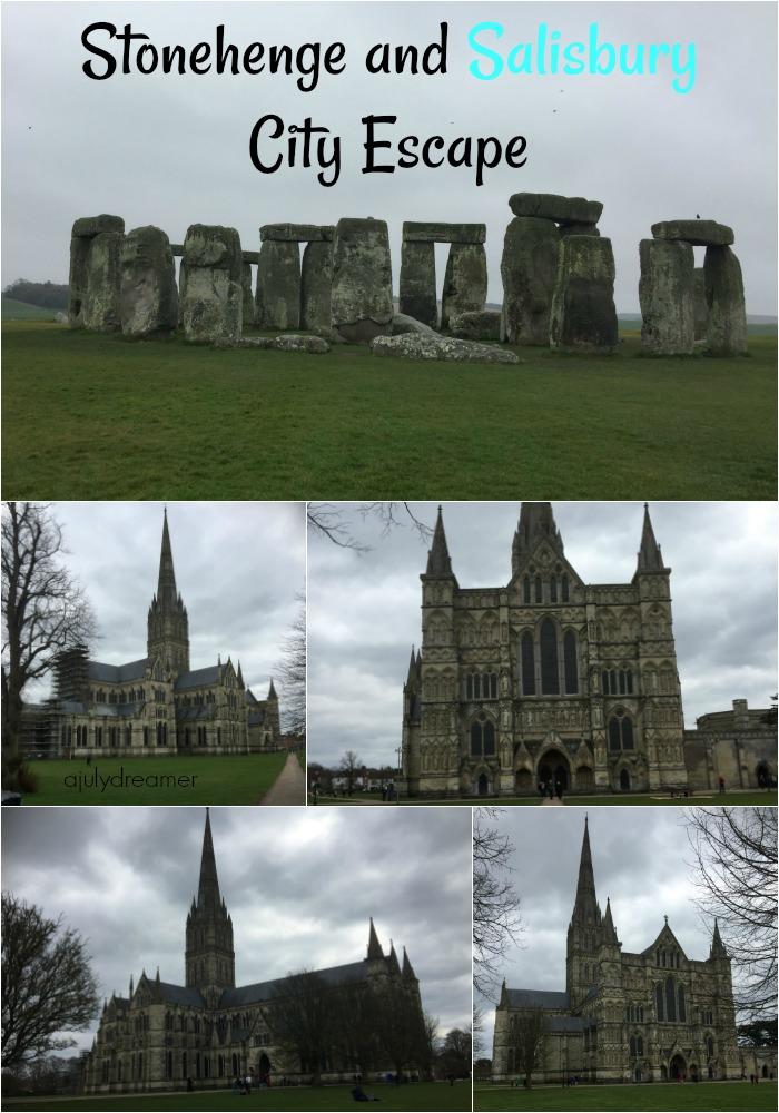 Stonehenge and Salisbury Staycation| City Escape