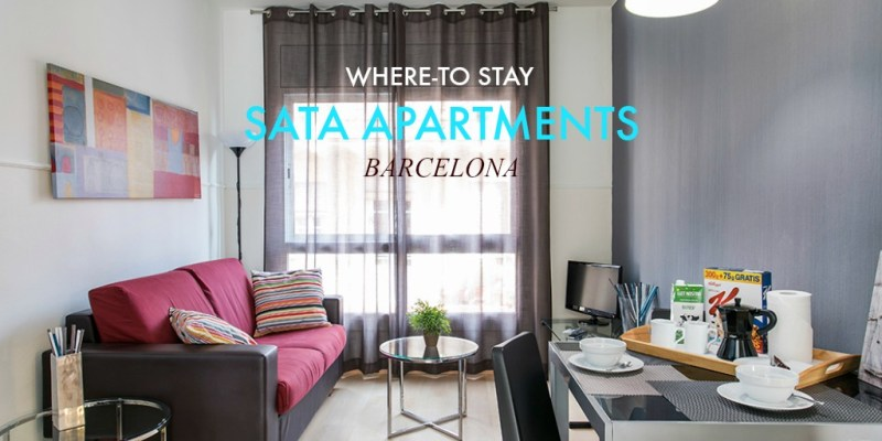 Whereto Stay in Barcelona: Sata Apartments