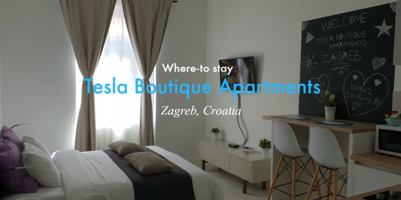 Whereto Stay in Zagreb: Tesla Boutique Apartments