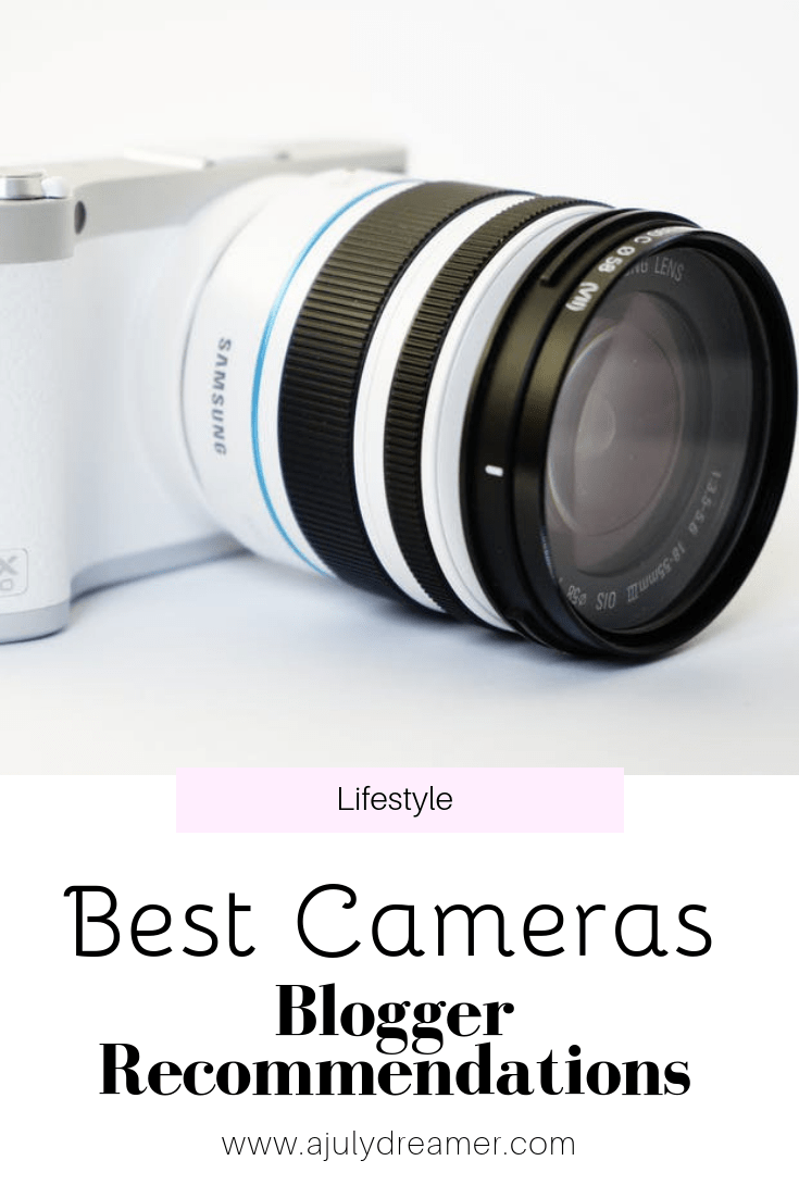 As a blogger, I am always in search of good cameras that will provide quality pictures but don't cost the earth. Whenever I am searching for a camera I always look for three things; easy of use, quality and affordabilit